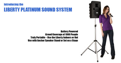 Liberty Platinum Sound System