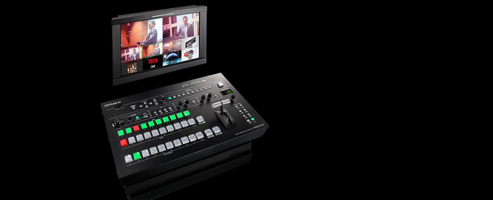 Roland V800-HD Mk II