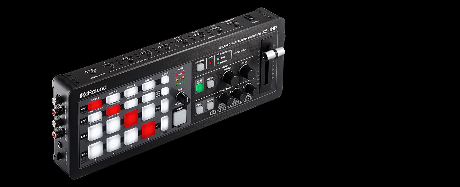 Roland XS1-HD